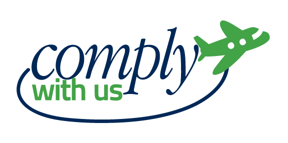 comply with us logo