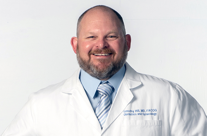 Timothy Hill, MD